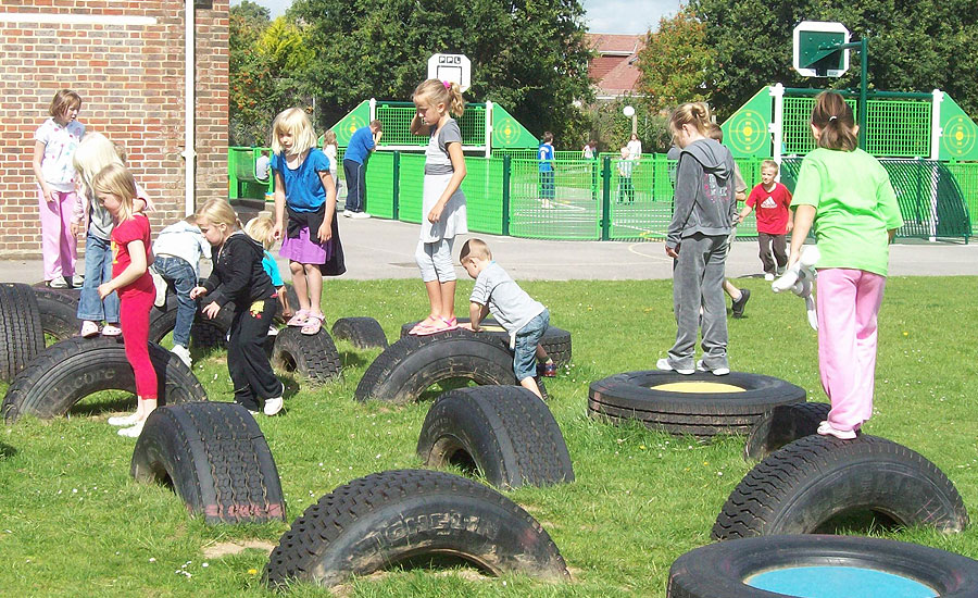 Children's after school club in East Preston