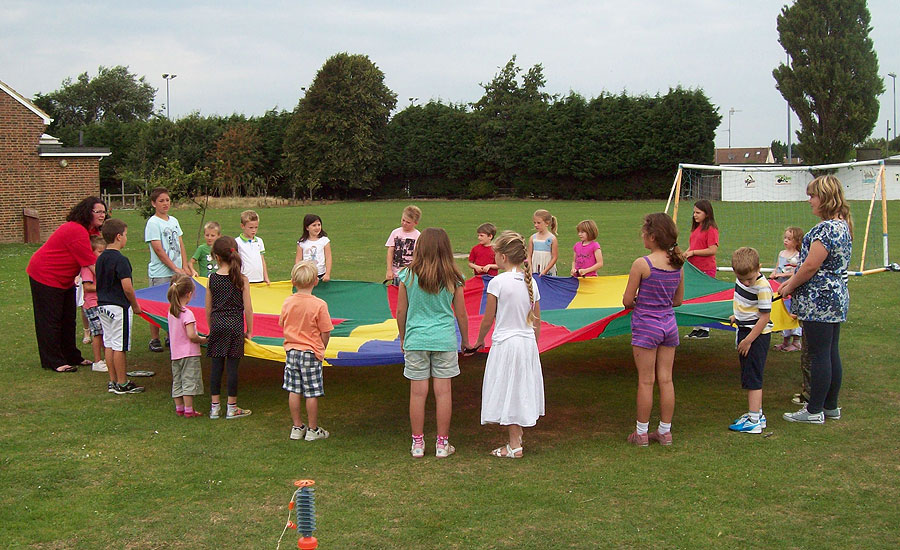 Children's holiday club East Preston